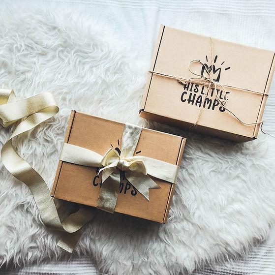 gift box baby gift newborn