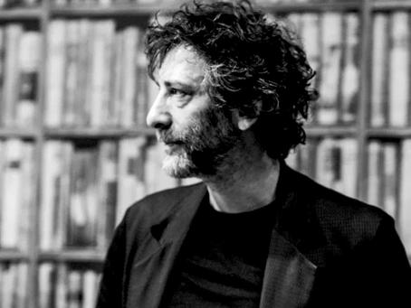 On Neil Gaiman's Mountain