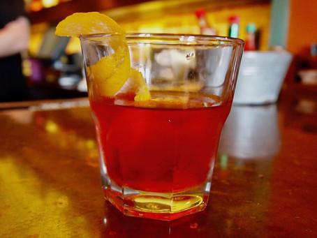 The Sazarac, The South & Cocktails