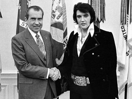 On Elvis! Elvis! Elvis!
