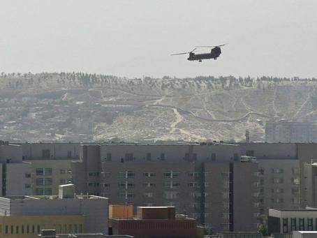 The Fall of Kabul