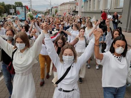 Hell Hath No Fury in Belarus