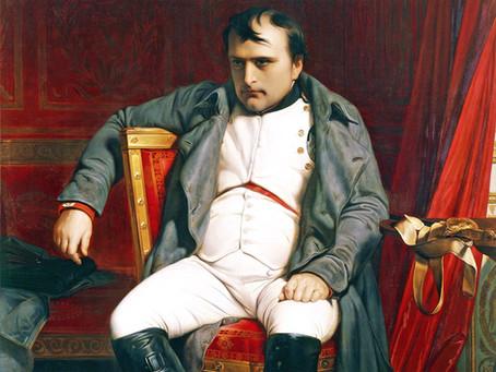 On Napoleon's Exile