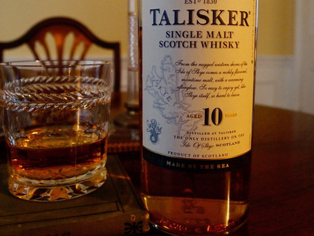 The Only Whisky That is Talisker