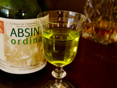 Absinthe is Just Weird