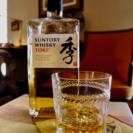 Suntory isn't a copy of anything...