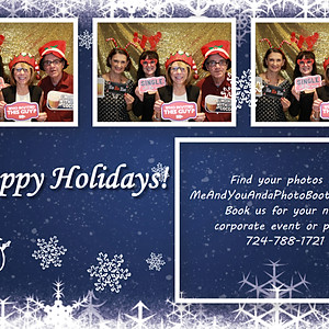 Southpointe Chamber and Noah's at Southpointe Holiday Party