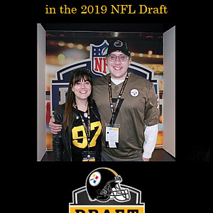 Steelers Draft Party 2019