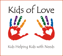 kids of love logo