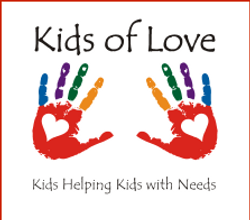 kids of love logo