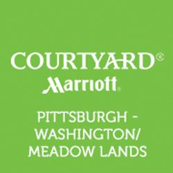 courtyard marriott logo wash
