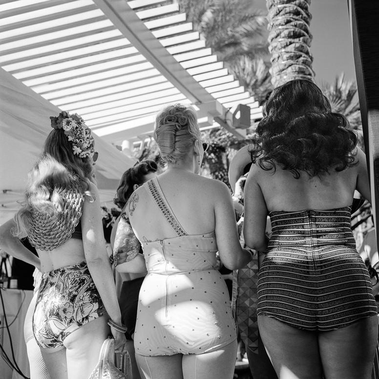 """Swimsuit Competition"" Las Vegas, USA"