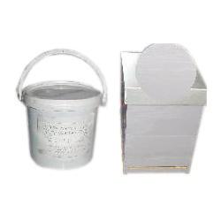 Cubo Mezcla Pintura+Polvo de Hierro+Linaza 4 kg Gris