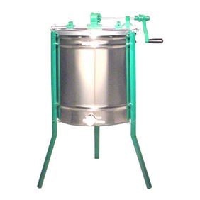Extractor 4 Cuadros Langstroth Manual Saf Natura
