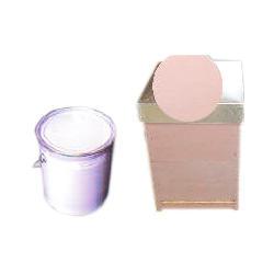 Cubo Mezcla Pintura+Polvo de Hierro+Linaza 4 kg Marrón