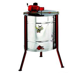 Extractor Motor 4-8 Cuadros/Medios Cuadros Langstroth