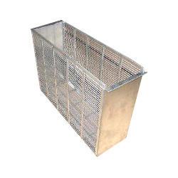 Caja excluidora de 1 cuadro Langstroth