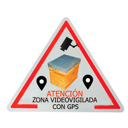 CARTEL GPS-VIDEOCAMARA