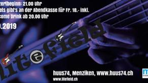 """Konzert im """"Huus 74"""""""