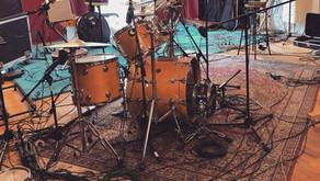 Recording in den Soundfarm Studios