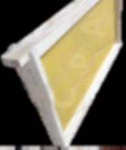 Quadro Hoofman de Ninho/alça com cera