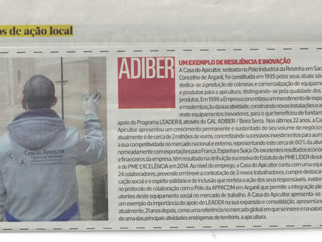 CDA na imprensa