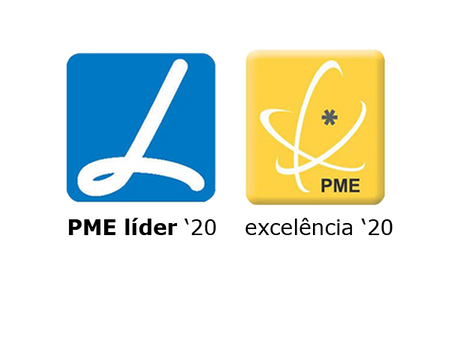 CDA distinguida | PME líder ´20 e PME excelência ´20