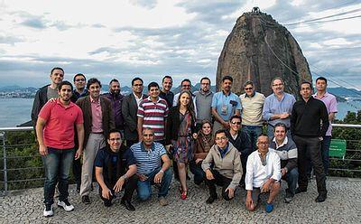 Conferência EBS América Latina Rio de Janeiro - 2016