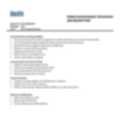 Dorm Maintenance Technician Job Descript