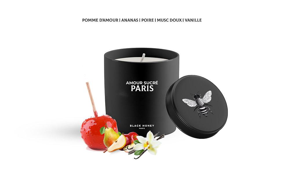 Amour sucré à PARIS