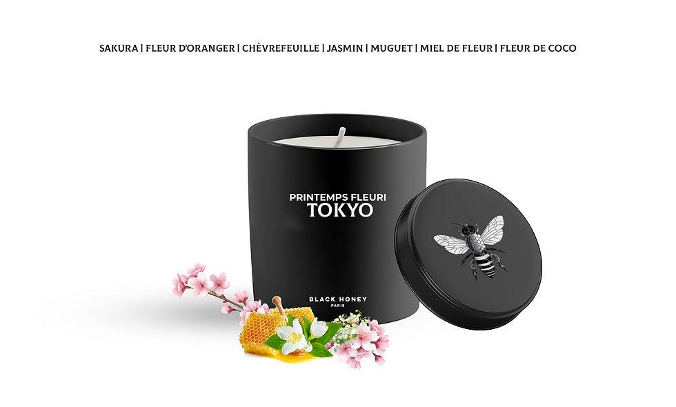 Printemps fleuri à TOKYO