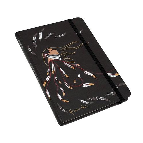Maxine Noel 'Eagle's Gift' Artist Hardcover Journal
