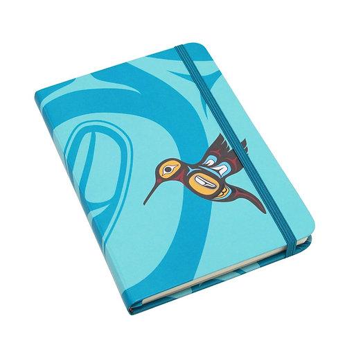 Hummingbird Hardcover Journal