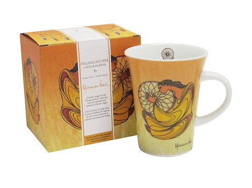 Maxine Noel 'Dreamcatcher' Porcelain Mug