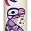 Thumbnail: Insulated Totem Bottle - Eagle Woman by Melaney Gleeson-Lyall