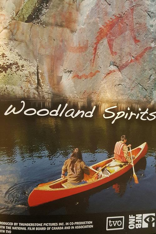 Woodland Spirits DVD