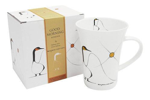 Benjamin Chee Chee Good Morning Porcelain Mug