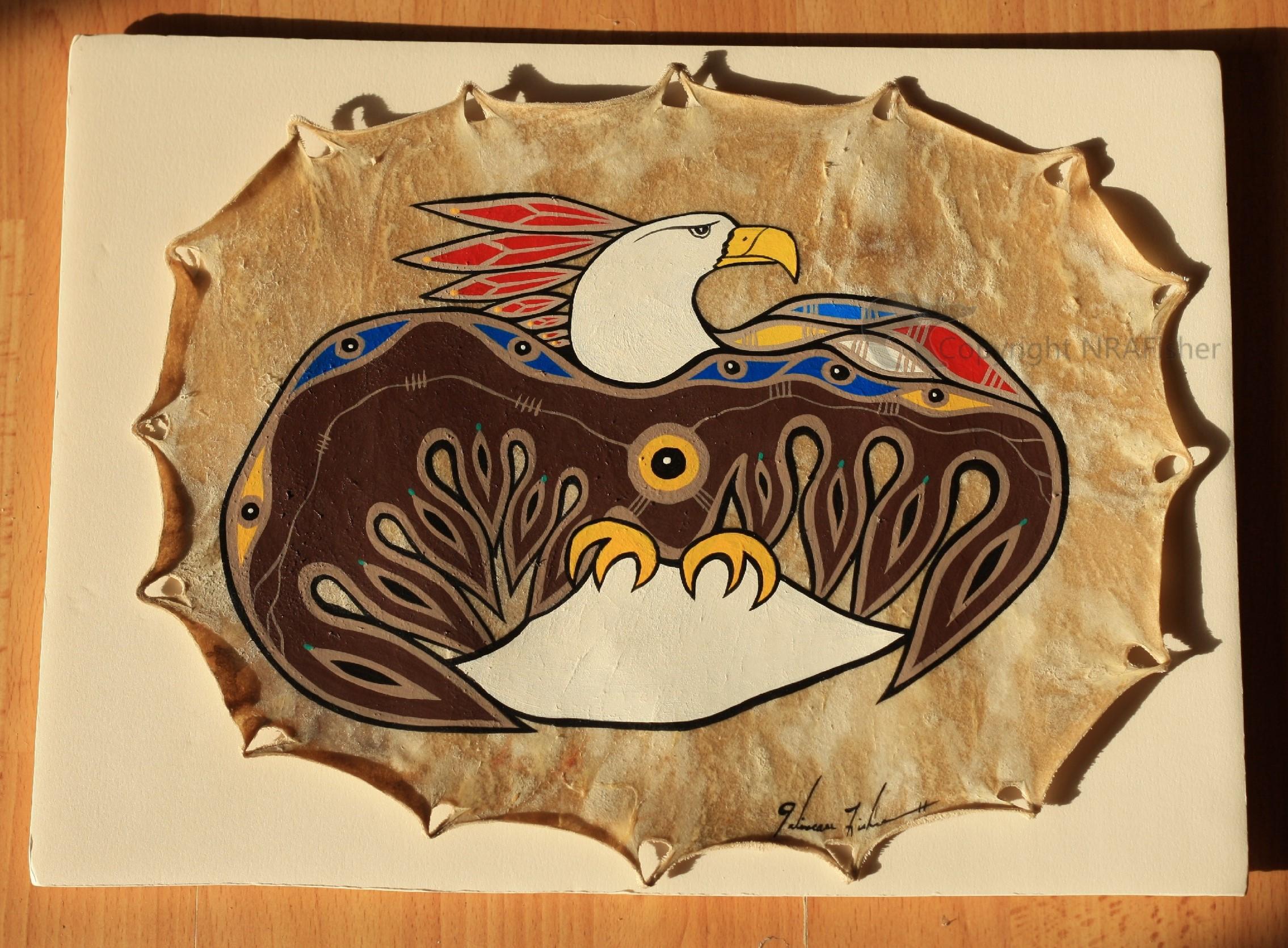 Gelineau Fisher Artwork