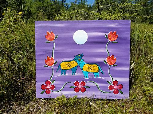 """Blooming Love"" - Nigel Fisher Original"