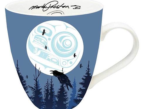 Raven Moon Artist Mug - Mark Preston