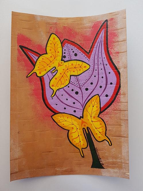 Butterflies - Nigel Fisher Original