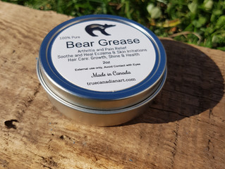 How to make Bear Grease & What is Bear Grease for?