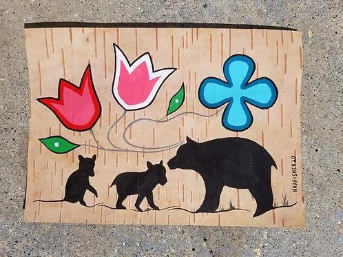 Bears - Nigel Fisher Original