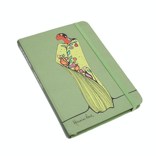 Maxine Noel 'Spirit of the Woodlands' Artist Hardcover Journal