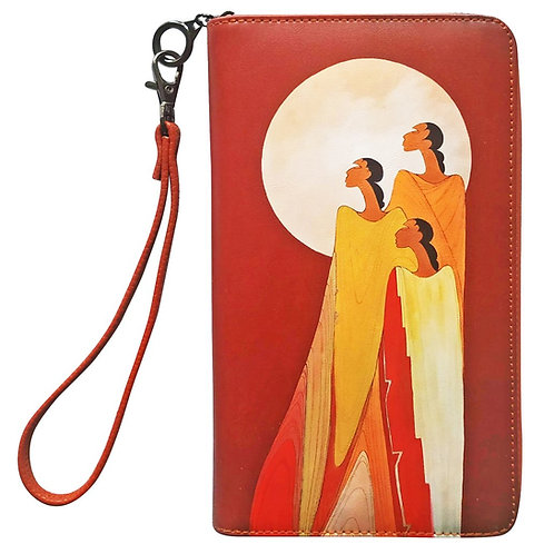 Maxine Noel Hope Travel Wallet