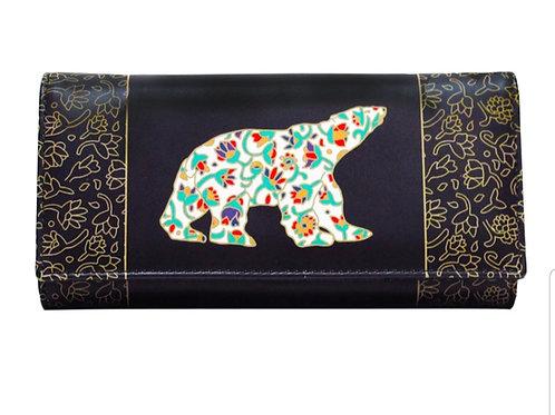 Dawn Oman Spring Bear Wallet
