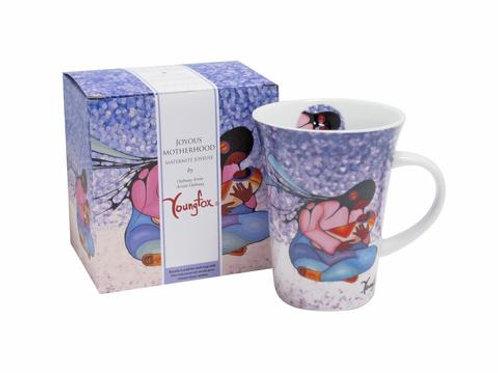 Cecil Youngfox Porcelain Mug