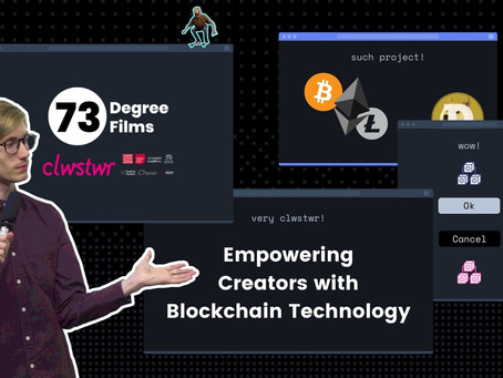 73 Degree Films Look to Empower Creators with Blockchain Technology