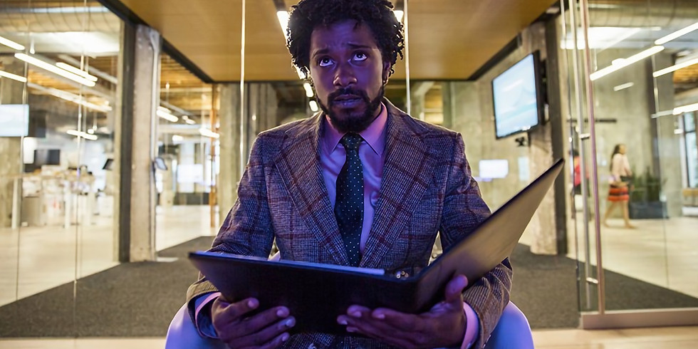 #4 Sorry to Bother You (15)