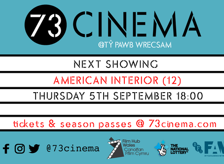 '73 Cinema' Officially Launches @ Tŷ Pawb